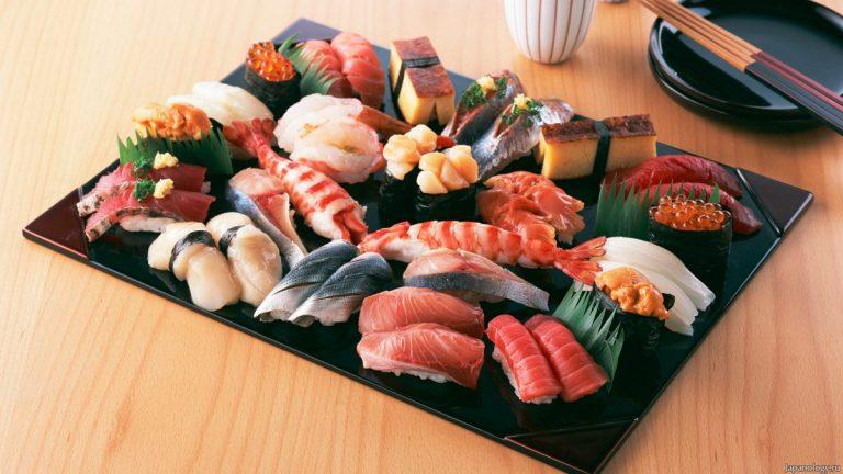 Японское продовольствие в России