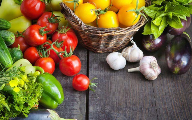 Содержание нитратов в овощах