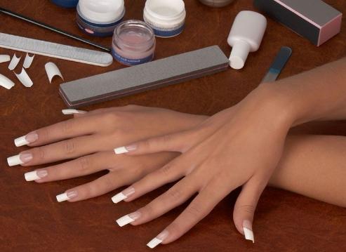 Как выбрать форму нарощенных ногтей?